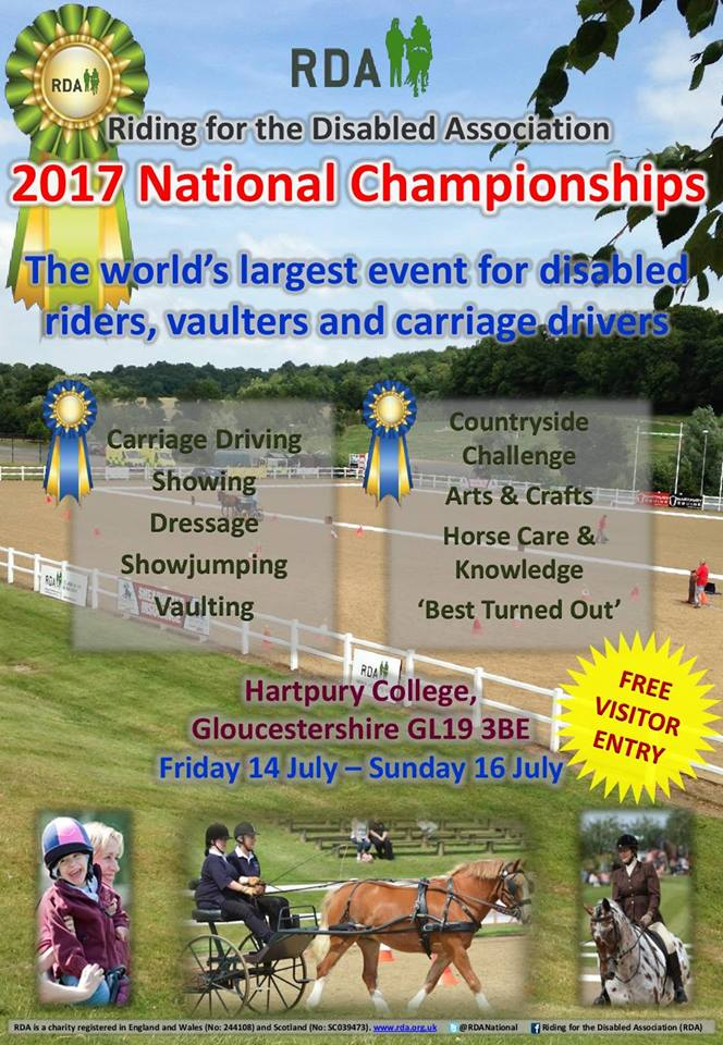 RDA National Championships 2017