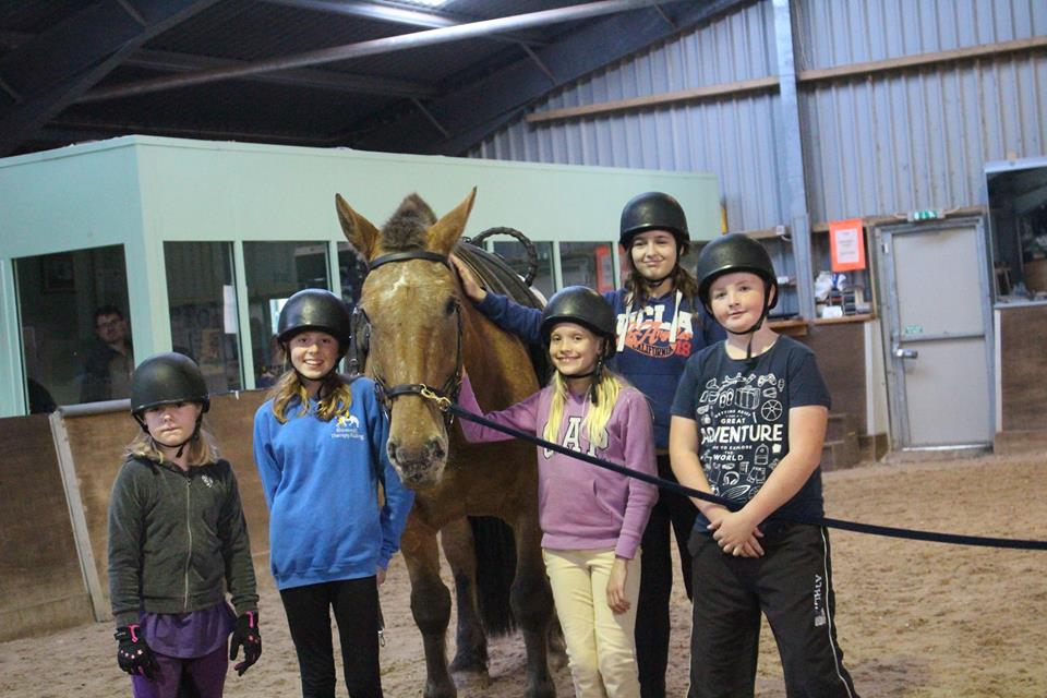 Equi-Power Vaulting Taster Evening