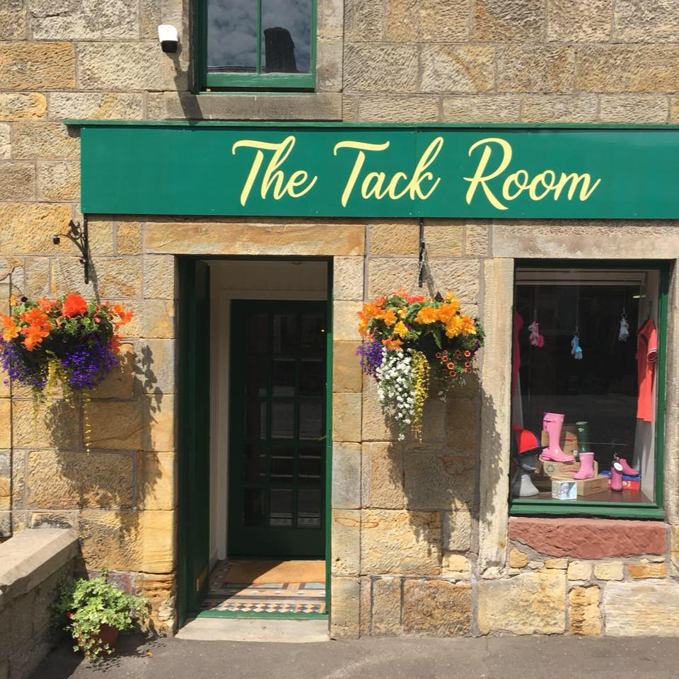 Thank you The Tack Room Milnathort! - Shiresmill Therapy