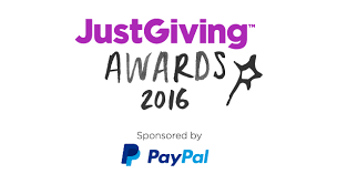 JustGiving Awards 2016 - Please Vote for Shiresmill!