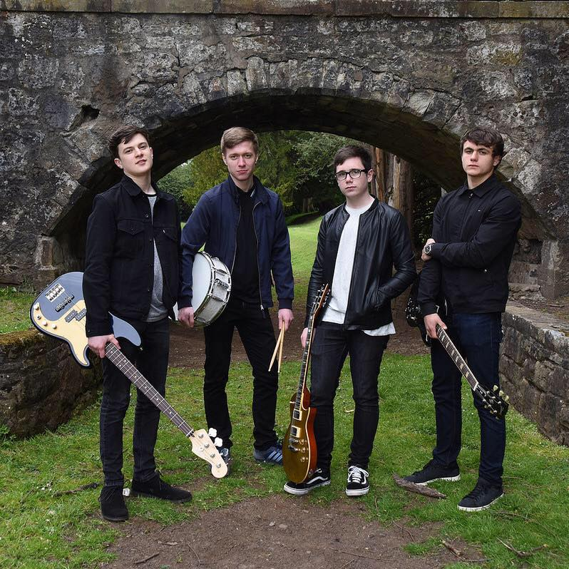 Very Special Guests 'The Patryns' to Play at Fun Day 2017!